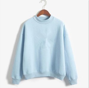 2020 New Fashion Woman Clothes New women Sweatshirt Letter Pullovers Long Sleeve famale Sweatshirt Drop Shipping