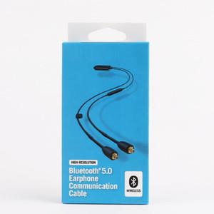 Cables de teléfono celular cgjxs Versión 2 RMCE -Bt2 Bluetooth 5 .0 Cables Auricular para la comunicación inalámbrica de cables en cables de oído acerca del Su