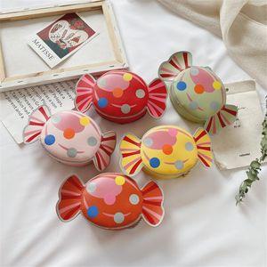 Menina Coin Purse Handbag Crianças Carteira pequena caixa de moeda Saco bonito doces Kid Bolsa de Dinheiro do bebê Bolsa de Ombro