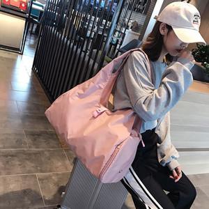 Qualität Large Duffle Bag Schuh Rosa Gepäcktasche Dry Wet Mann Sport für Fitness faltbare Frau Travel Organizer der neuen Frauen-Handtasche