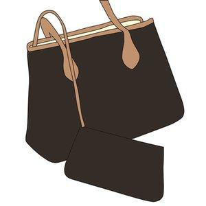 2020 Moda Moda Mulheres Handbags Senhoras Designer Compostos Sacos Senhora Embreagem Saco Ombro Bolsa Feminina Carteira Grande Tamanho: 010