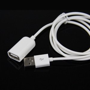 Cgjxs USB 2 .0 cavo USB eccellente di velocità cavo di prolunga 2 .0 da uomo a donna 1m Usb di sincronizzazione di dati di trasferimento Extender Cable