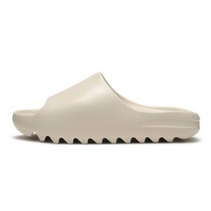 Moda ve rahat terlik erkekler ve kadınlar için ayakkabı kemik dünya renk kahverengi çöl kum renk kaymaz reçine sandalet üç renkli kayma