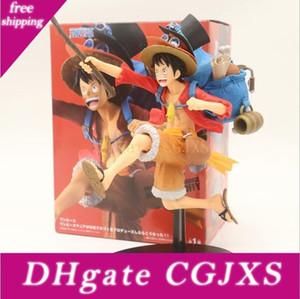 Anime One Piece Macaco .D .Luffy Mania Produce One Piece Luffy Figura ação de cobrança Modelo Brinquedos