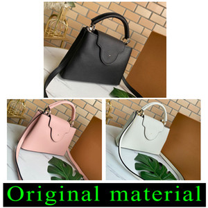7 colour Lady style shoulder bags real leather handbags fashion crossbody bag female 27cm Fashion women bag Shoulder Bags Women Totes