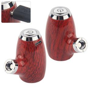 Min.1pcs 510 Thema Batterie vorheizen Vape Pen 650mAh Variable Voltage Wax-Feder für dickes Öl Vape Patronen E Rohr E-Zigarette