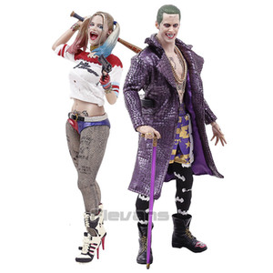 Crazy Toys Suicide Squad Joker   Harley Quinn 1 6 th Scale Collectible Figure Model Toy