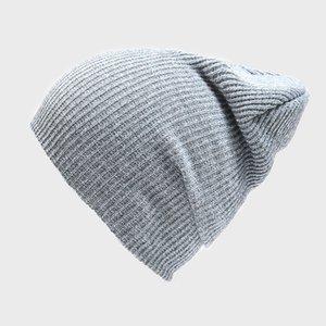 Зима Unisex Женского Мужских Шапочек Вязаных наручники Solid Color Hat Багги ретро лыжи Fisherman Теплой шапочка Hat громоздкие Женщины Cap