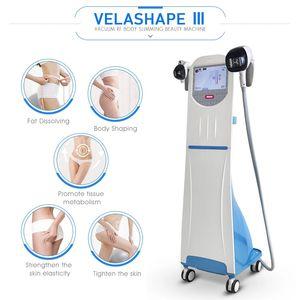 Vela Shape Вакуумный роликовый для похудения для лица руки формирование тела красотки оборудование VelaShape похудение машины