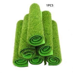 Simulation Decoration Lawn Moss Micro Landscape Creative Birthday Gift Eco Bottle Decoration Pseudohyphae