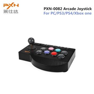 cgjxsPxn Pxn -0082 Gamepad Arcade Wired Joystick-Game-Controller USB-Schnittstelle für PC PS3 Ps4 Xbox One T191227