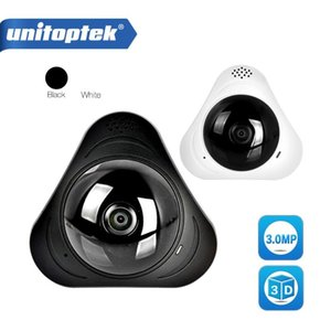HD 3MP 3D WIFI IP Camera 360 Degrees Panorama Baby Monitor Mini IP Cam Two Way Audio Home Security CCTV WI-FI Camera Android