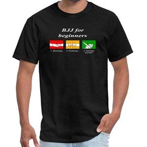 Vintage BJJ für Einsteiger, T-Shirt für Jiu Jitsu Nerds tee männlich weiblich Hemd Spanien s-6xl hiphop Tops