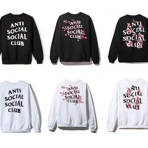 2020 europäischen und amerikanischen Modemarke Pullover für Männer und Frauen Kirschpflaume Pfirsich Schmetterling Rundhals Langarm Paar Pullover Jacke