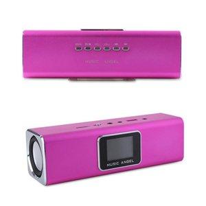 원래 100 % 새로운 음악 천사 JH -Mauk5 휴대용 스피커 LED 스크린 디지털 스피커에서 오디오 FM 라디오의 USB 사우 스 다코타 / Tf를