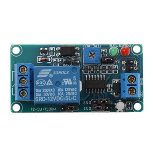 DC 12V Timing Board Timer Relay Module Switch Trigger Time Delay Circuit