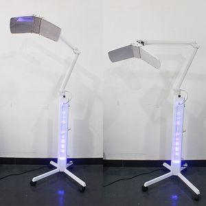 7 Cores Photon PDT LED Light Therapy LED Máscara Facial LED Terapia Fotodinâmica pele rejuvenescimento beleza máquina New DHC949