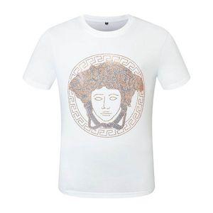 789 Printing Summer t shirts Famous Mens Sylist T Shirt Streetwear Fashion Men Women Short Sleeve Tees Size M-2XL