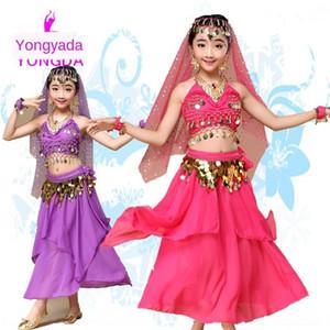 aLYUo dança roupas indiana clothingDance barriga traje terno barriga costumecostume infantil terno infantil 2020 2020