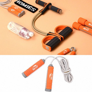 High Speed Steel Wire Skipping Adjustable Jump Rope Fitness Equipment y1Oi#
