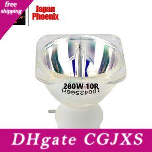 Gigertop 280w 10r Msd Moving Head Light vidro da lâmpada de alta potência 11000lux Para Moving Head Light Reunião Projector quarto de exibição