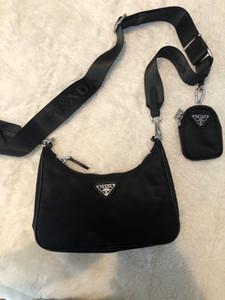 2020 HOT سلسلة فاخر مساء Deisigner الكتف حقائب النساء الصدر حزمة حقائب جلدية حقائب رسول حمل قماش بالجملة