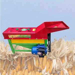 2020 LEWIAO 5T-80 KW Commercial Best Price Farm electric corn maize sheller thresher   corn peeling machine220v