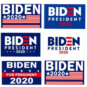 Biden 2020 Flags président américain Keep America Great Party Banner Flag 90 * 150cm Joe Biden Drapeau Élection