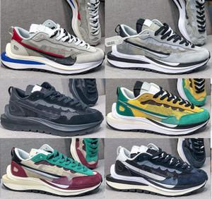 2020 Neueste 36-45 Sacai x Pegasus VaporFly SPGreen Marathon Pantoffel Sandale Designer Frauen Turnschuhe Plattform-Schuh-Männer Basketball mit Kasten
