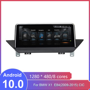 4GB Android 10.0 Car Multimedia Player For BMW X1 E84 Original CIC Radio GPS Navigation Stereo Head unit Multimedia Car dvd