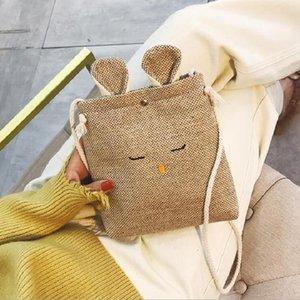 Mrs vincono Donne carino mini sacchetto di tela Borse di spalla di nuovo arrivo per le donne borsa femminile ragazza del mini Messenger Crossbody Bags
