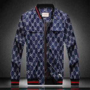 2019 New Style Designer Men Jacket Casaco de Inverno Luxo Homens Mulheres manga comprida Outdoor Vestuário Homens Vestuário Roupas Femininas medusa Jacket M-4XL GG