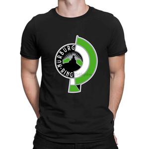 Nürburg Ring T-Shirts Humorvoll Sonnenlicht Formal Unisex Rundhals T-Shirt Große T-Shirts Design Anlarach