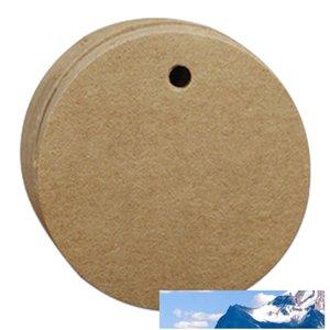 100PCS Kraft Paper Multi Größen Vielfalt der Arten Blank Preis Geschenk-Fallumbau Papierkarte Hand Zeichnen Tag Gepäck Hochzeit Hinweis Paketaufkleber