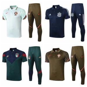 دعوى 2020 2021 البرتغال رياضية كرة القدم باختصارSouth Korea Italy Germany Portugal  MBAPPE كرة القدم التدريب 20-21 مايوه دي كرة القدم كافاني ICARDI survetement الركض