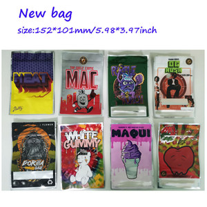 Bianco Gummy MAQUI Gorilla Glue 3.5g 7g Smell Proof Imballaggio Purple Punch di Apple Fritter CALORE Runtz