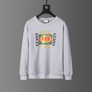 2020 Новая мода продажа hoodieBrokenBear фуфайки Teddy Bear Trendy Терри взрыва свитер стиль мужчин и женщин Размер M-XXXL