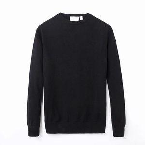 Hommes Crocodile Pull broderie Twisted aiguille en tricot de coton O-cou Sweater Pull cocodrilo Pull de haute qualité
