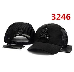 2018 di alta qualità Gorras della protezione della sfera nuovo stile di disegno di modo di Baseball Caps cappelli Casquette Sunbank per cappelli di lusso degli uomini delle donne osso trasporto libero