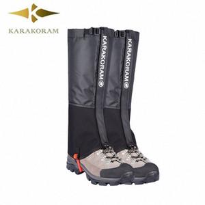 Outdoor Camping Caminhadas Escalada Waterproof Neve Legging polainas para homens e mulheres Teekking Skiing Desert neve Botas Sapatos Covers 2J0J #