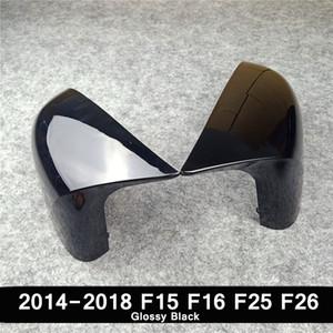 2014-2020 sostituzione Copertura dello specchio di carbonio per BMW X5 X6 G05 G06 G01 X3 X4 G02 ABS X5 F15 X6 F16 X3 F25 F26