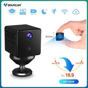 Vstarcam CB72 IP Camera Wifi 4G Smart Mini Camera with PIR Sensor Baby Monitor Surveillance CameraI Night Vision Human Detection