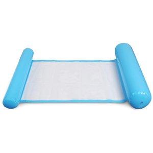 Wasser Hammock Einzel Menschen erhöhen Aufblasbare Luftmatratze Strand Schwebeliege im Freien faltbare Schlafenbett