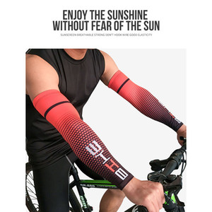 Compression Sports Anti UV Protection Sun Block Driving Outdoor Arm Cooling Sleeve Digital Camo Baseball Football Wicking sleeves