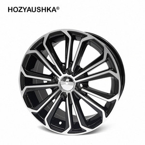 1 pieces price Aluminum alloy wheel Applicable 15 inch Modified car wheel Suitable for some car modifications Free shipping 8kg5#
