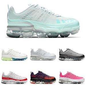 VaporMax 360 hommes femmes chaussures de course bleu vide Magic Bubble Ember Pack White Metallic Silver Photon hommes poussière trainer baskets en plein air 36-45