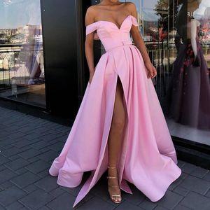 European and American evening dress 2020 fashion dream long banquet temperament noble host dress female