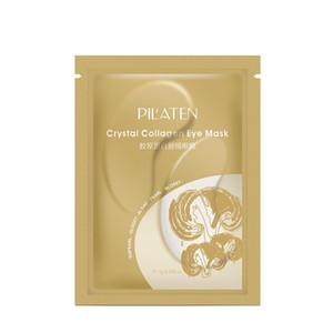Pilaten Crystal Collagen Eye Mask Anti-puffiness, Dark circle, moisture Eyes mask 7g DHL Free