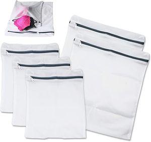 Wäsche Bra Wäsche-Ineinander greifen-Wäsche-Beutel Kleidung Unterwäsche empfangen Beutel Waschtasche Nützliche Mesh-Bra Washing Bag
