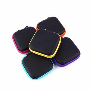 Cgjxssquare Case Protect For Hand Spinner Earphone Storage Box Multi Function Bag Keys Lines Container Fidget Spinners Cases Fashion 1 7gm